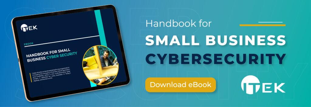 Small Business Cybersecurity Handbook